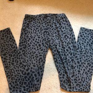 3/$10 F21 Cheetah Leggings